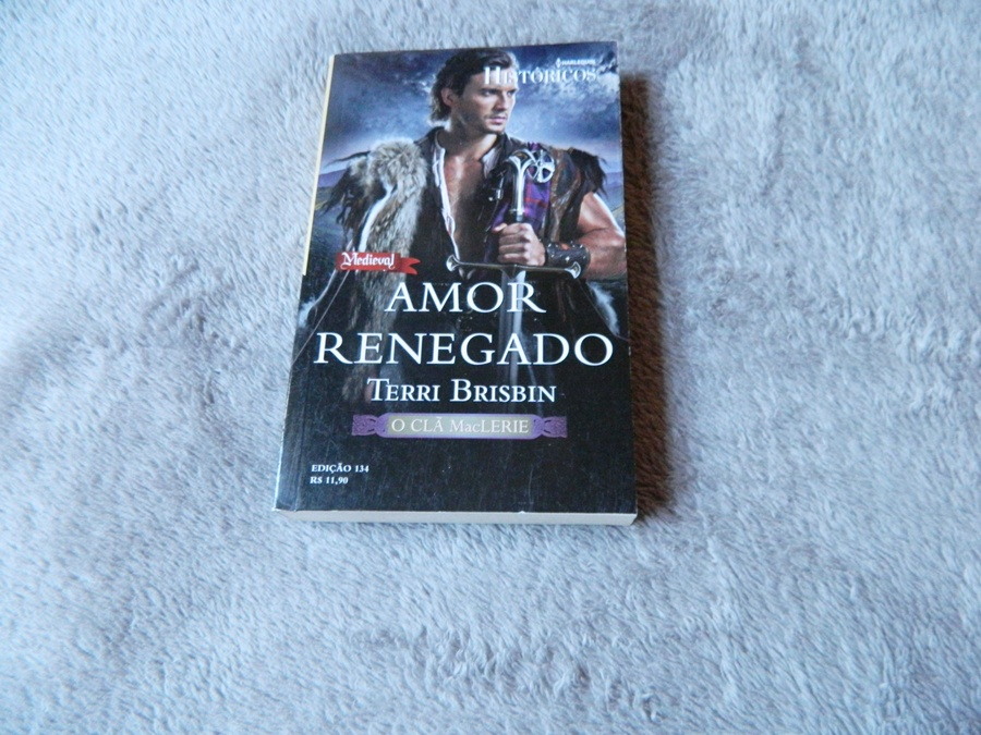 livros - Amor Renegado - Terri Brissim