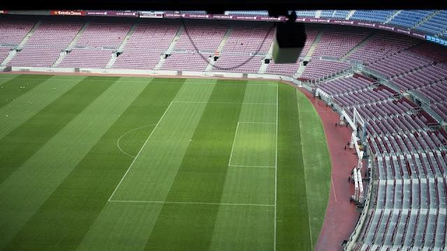 El Barcelona ya tiene ojo de halcón en el Nou Camp