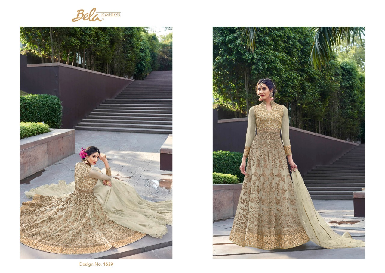 Hansa Regale Zeels Creations Regal By Bela Awesome Designer Anarkali Suits