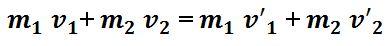 Dalam pelajaran Fisika terdapat materi mengenai momentum Rumus Momentum, Impuls dan Tumbukan Dalam Fisika