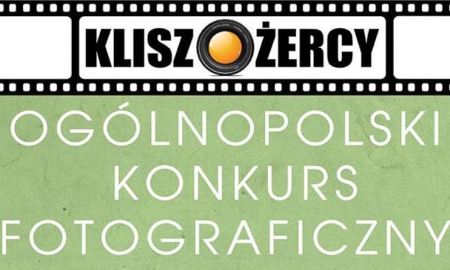 Logo konkursu Kliszożercy