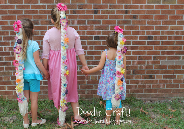 http://www.doodlecraftblog.com/2012/08/rapunzel-braided-hair-clip.html
