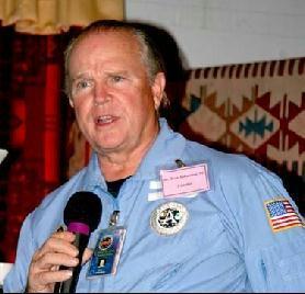 Ken Johnston, ex alto funcionario de la NASA, hizo importantes revelaciones acerca de existencia de bases extraterrestres en la Luna.