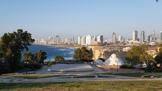 Parque panorámico de Yaffo, Tel Aviv, Yaffo, Israel, Elisa N, Blog de Viajes Argentina, Lifestyle