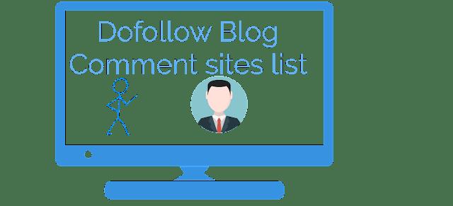Dofollow Blog Comment sites list(PR 1)