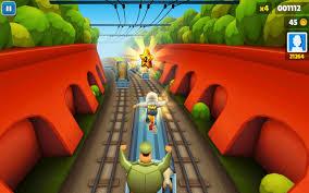 تحميل لعبة صب واي للكمبيوتر من ميديا فاير subway surfers