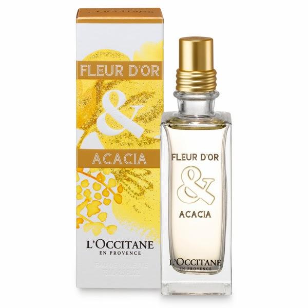 L'Occitane Fleur D'Or & Acacia eau de toilette.jpeg