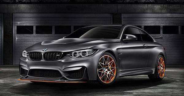 2017 BMW M4 Facelift Performance