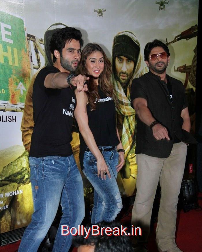 Jackky Bhagnani, Lauren Gottlieb, Arshad Warsi, HOt HD Pics of Lauren Gottlieb From 'Welcome 2 Karachi' Trailer Launch