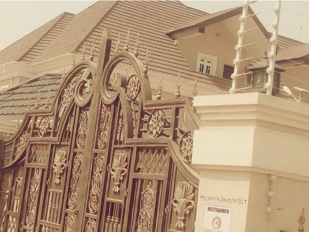 ihejirika mansion abuja