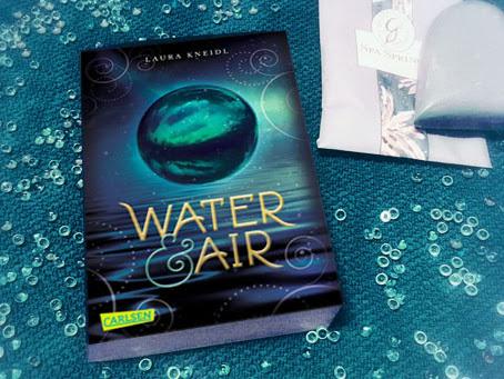 [REZENSION] Water & Air von Laura Kneidl