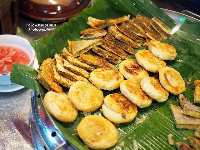 Roti Boom & Murtabak