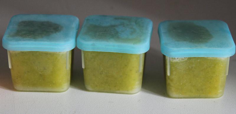 dampfgarer rezepte baby zucchinibrei. Black Bedroom Furniture Sets. Home Design Ideas