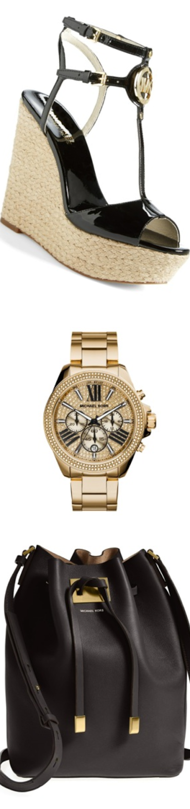 Michael Kors Wren Pave Dial Chronograph Watch