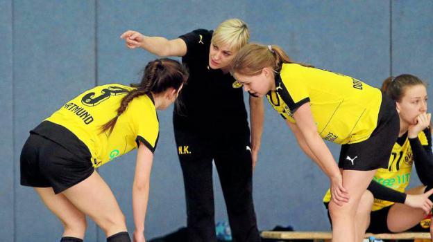 Handball: Natasa Kocevska übernimmt beim BVB II
