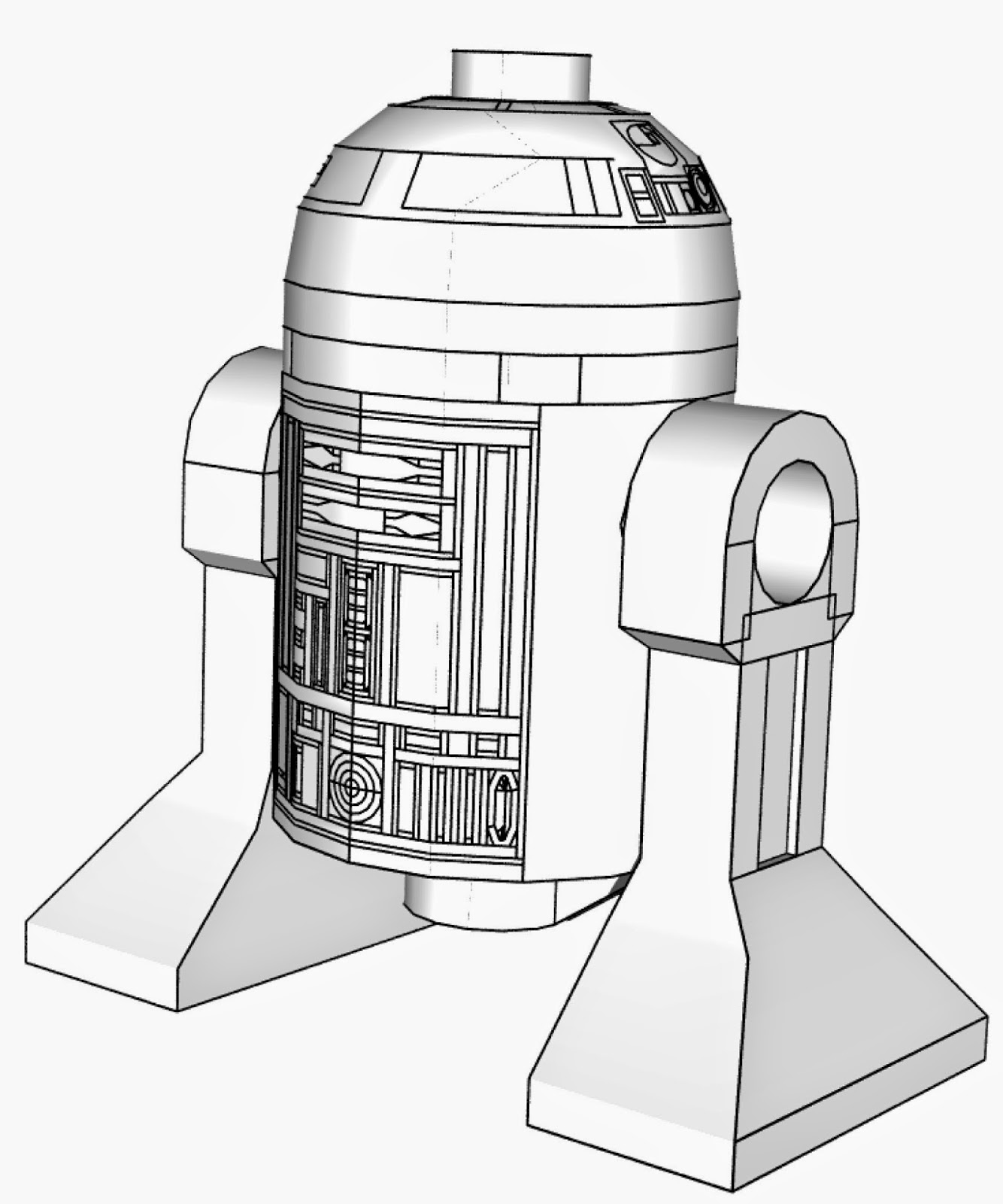 Ausmalbilder zum Ausdrucken Ausmalbilder Lego Star Wars