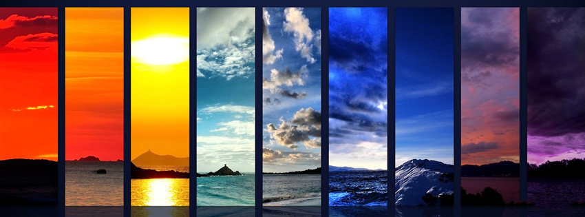All Seasons Facebook Cover By Unique Covers