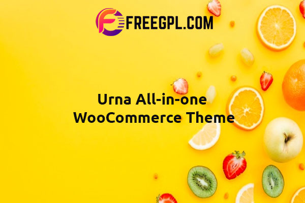 Urna - All-in-one WooCommerce WordPress Theme Nulled Download Free