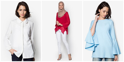 *Fashion Finds: Tops Muslimah