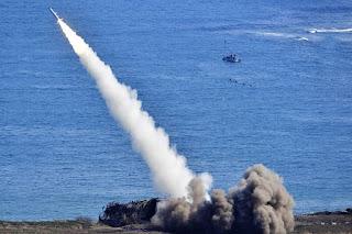Penembakan Misil Bal Rusia