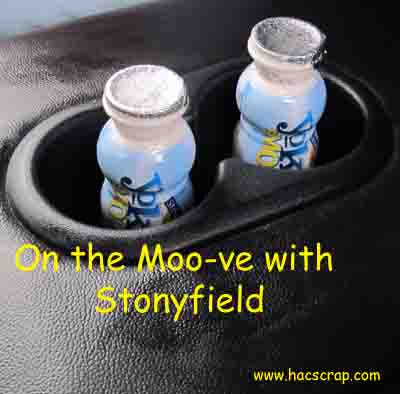 my scraps | On the Moo-ve this Spring with Stinyfield Smoothies