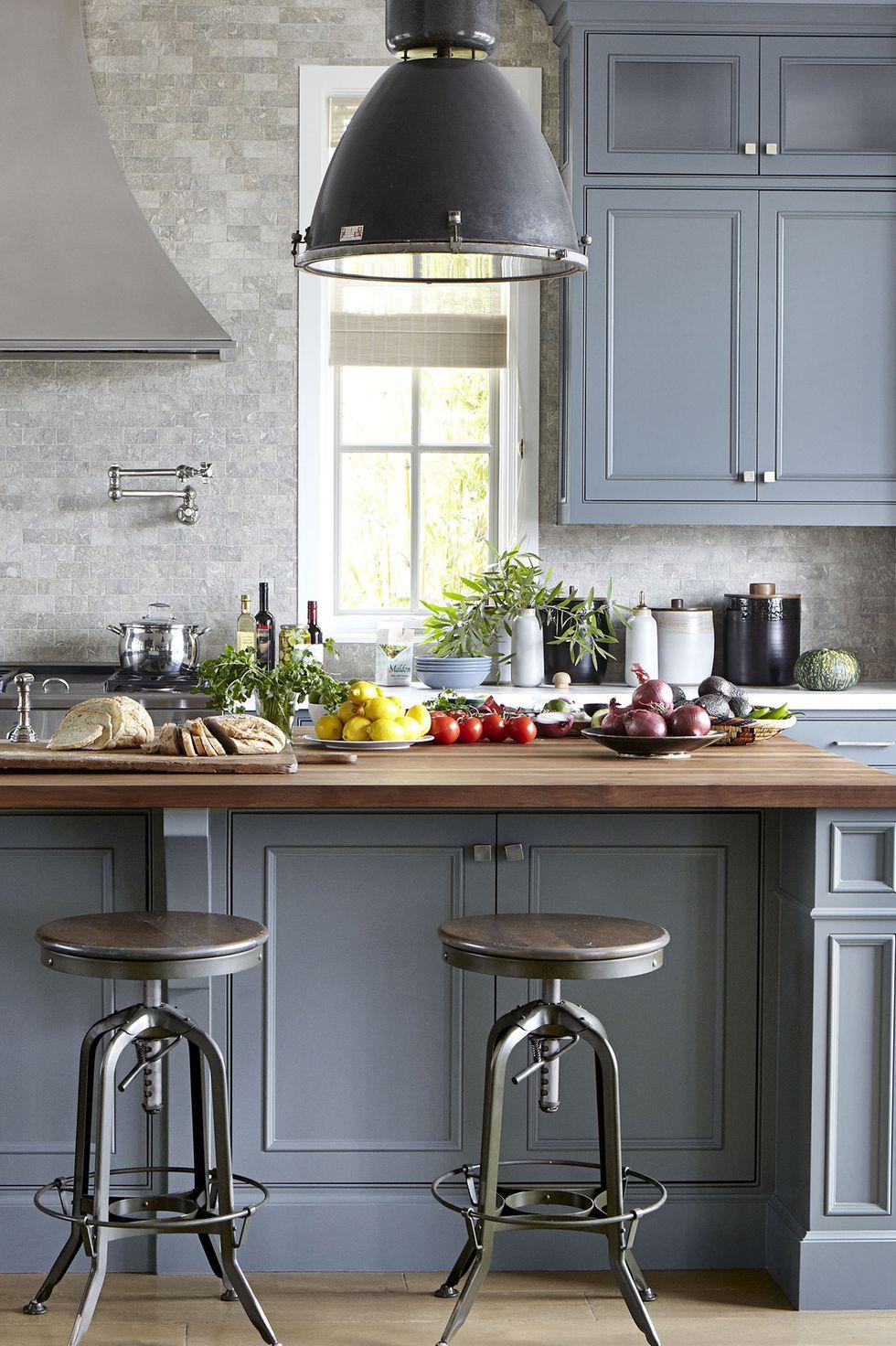 15 Pilihan Warna Cat Dinding Dapur Paling Bagus