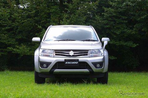 HOT! Suzuki Rilis Varian Spesial Escudo Limited Edition