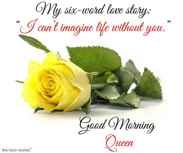 good morning quotes for queen