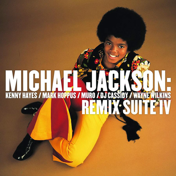 Michael Jackson - The Remix Suite IV - EP Cover
