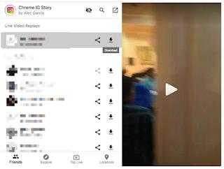 Cara Download Instagram Stories di iPhone