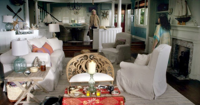 Grace and Frankie beach house interior