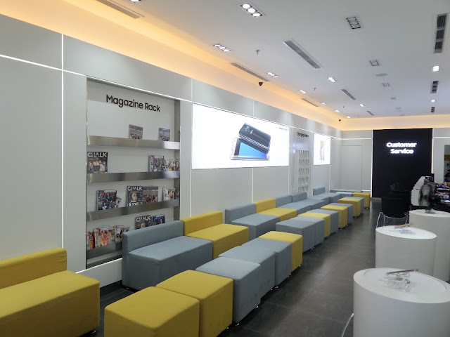 Samsung service center for Mobile in SM North Edsa