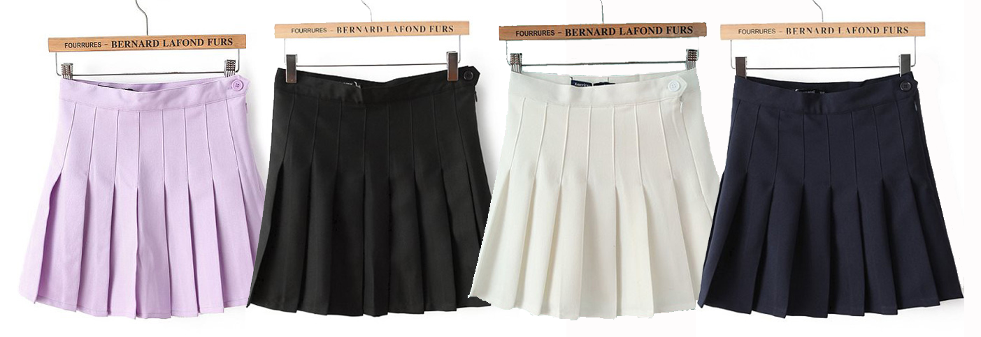 e637968615 Dupe of the Day | American Apparel Tennis Skirt - Hannah Louise Fashion