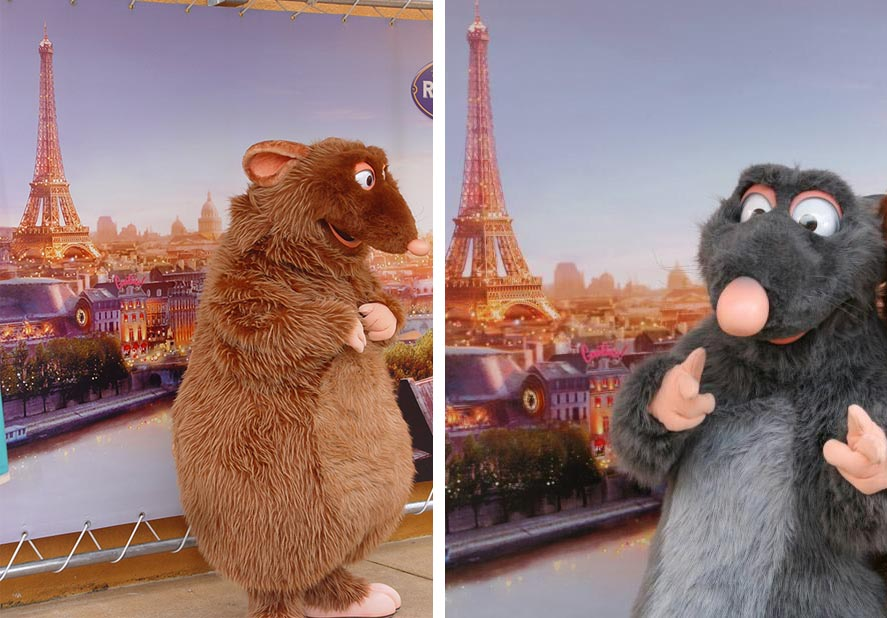 remy ratatouille paris
