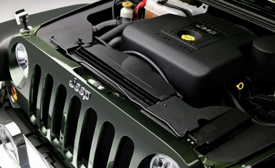 Jeep Gladiator 2019 Engine