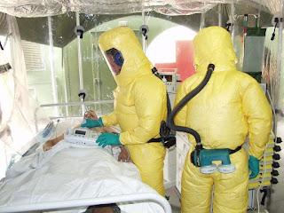 Congo Ebola Outbreak 2018