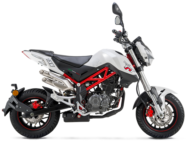 Benelli TNT135 Motor Naked Mini