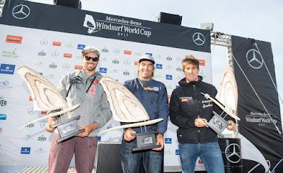 Antoine Albeau remporte son 25ème titre mondial