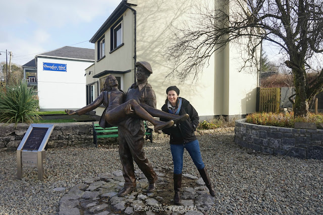 Following in the Footsteps of Maureen O'Hara and John Wayne: Discovering the Quiet Man in Cong, Ireland | CosmosMariners.com