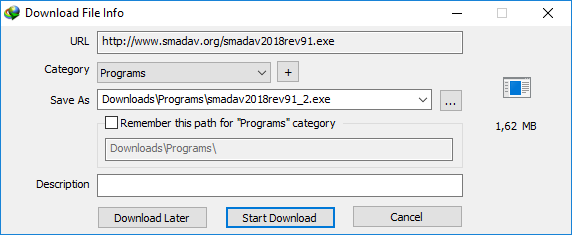 Cara Download Smadav di Laptop Windows 10