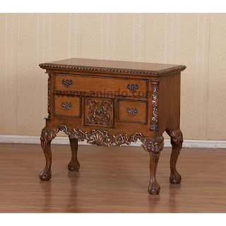 Chippendale Lowboy