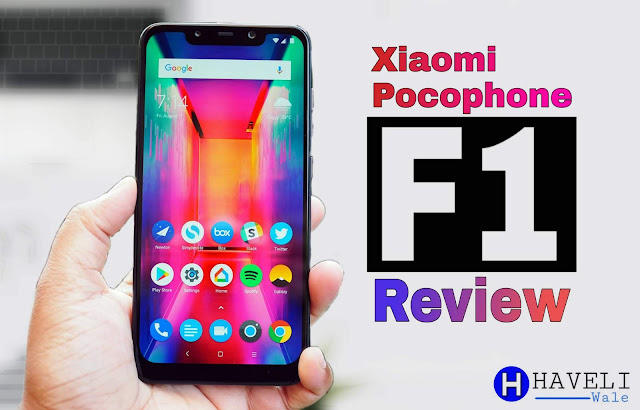 Xiaomi Pocophone F1 Full Review pics