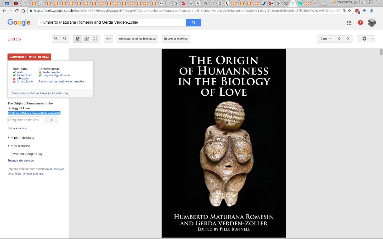 465fd97d0cc Biology of Love (Maturana   Verden-Zoeller)
