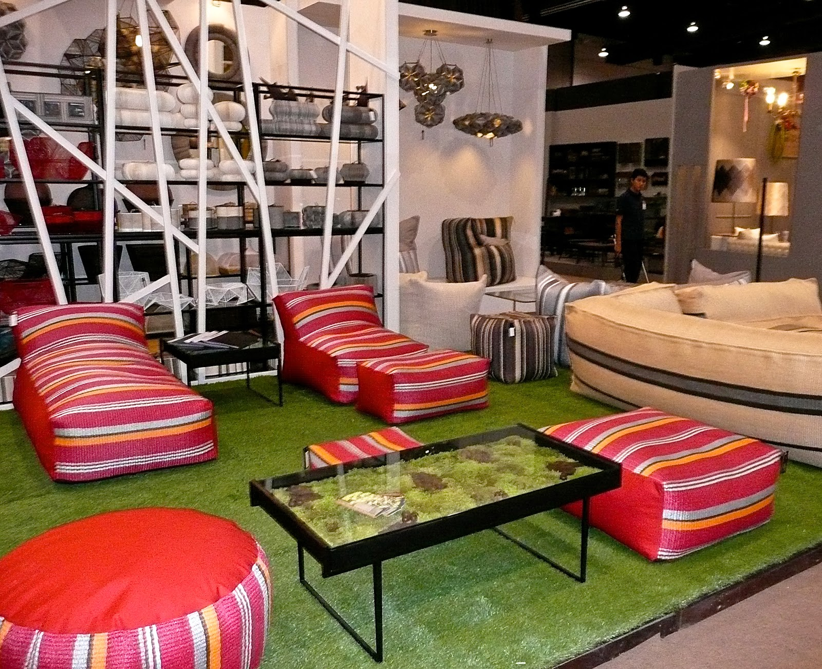 Chair Design Bangkok Party City Baby Shower Rental International Gift Housewares Fair Top Picks Attuned To These Sofas And Slipper Chairs Chaises Ottomans By Ayodhya Bring A Whole New Meaning Lounging Poolside They Re Made Of 100 Woven Polyester