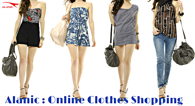 online clothes shopping