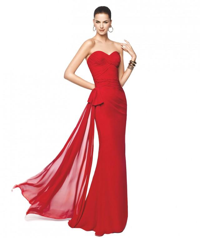 Bellos vestidos de moda | Colección Pronovias