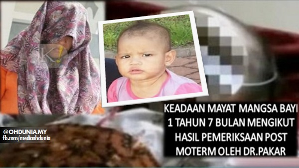 Bayi Maut Dihempas Ke Lantai, Bapa Mentua Suspek Dedah Kisah Sebelum Kejadian!!..