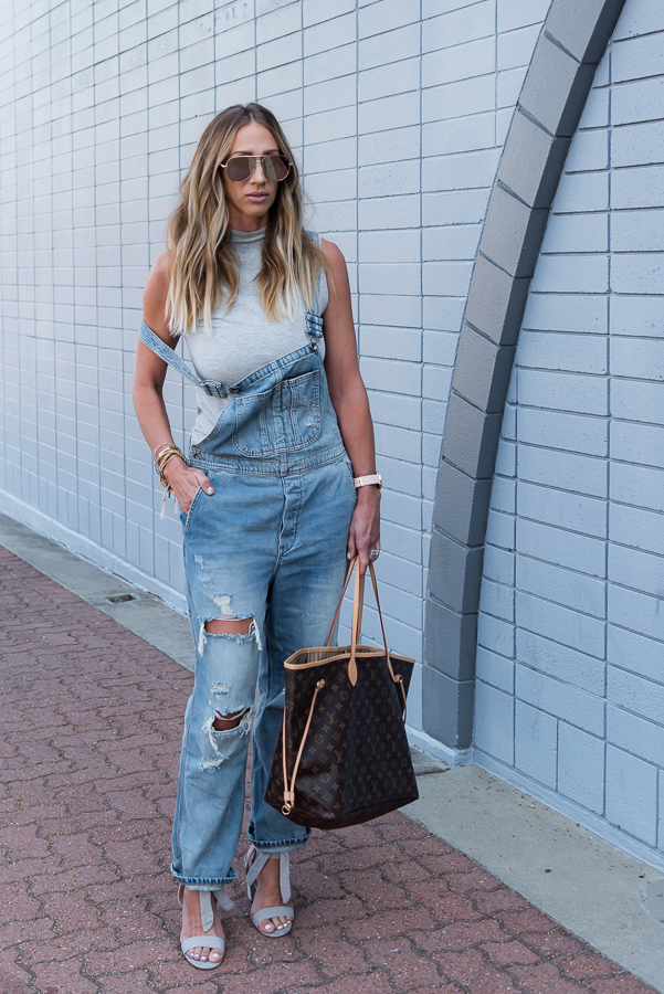 loose fitting overalls parlor girls