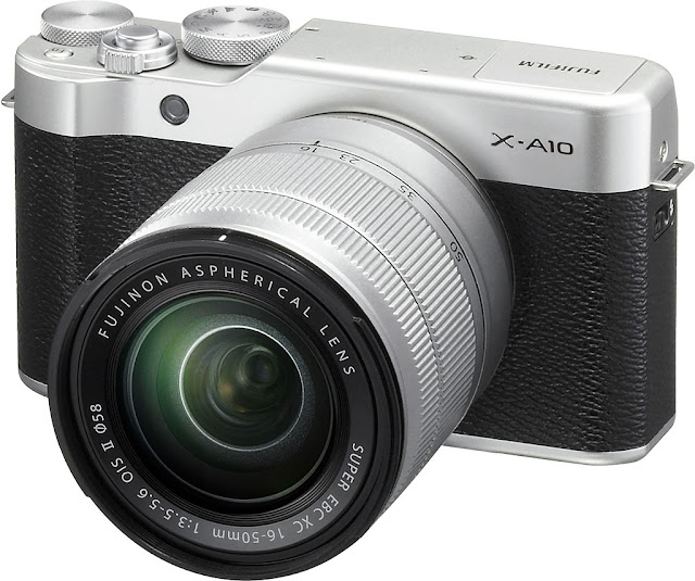 Download Software and Firmware Fujifilm X-A10