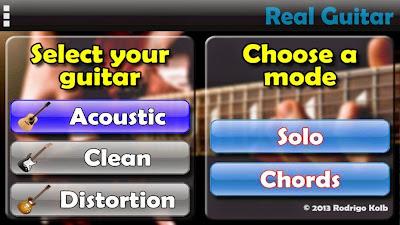 Aplikasi Gitar Terbaik Untuk Android